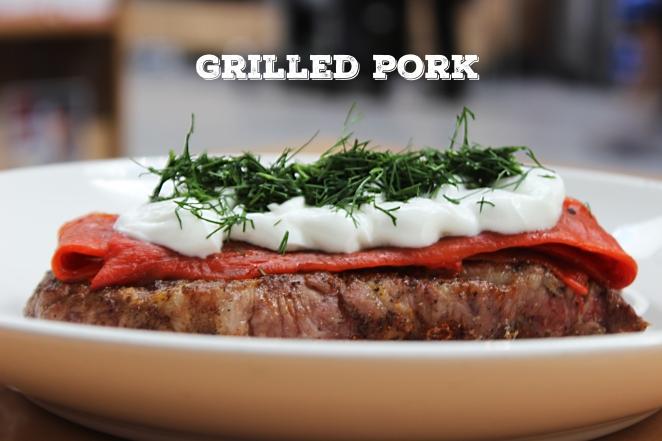 GrilledPork